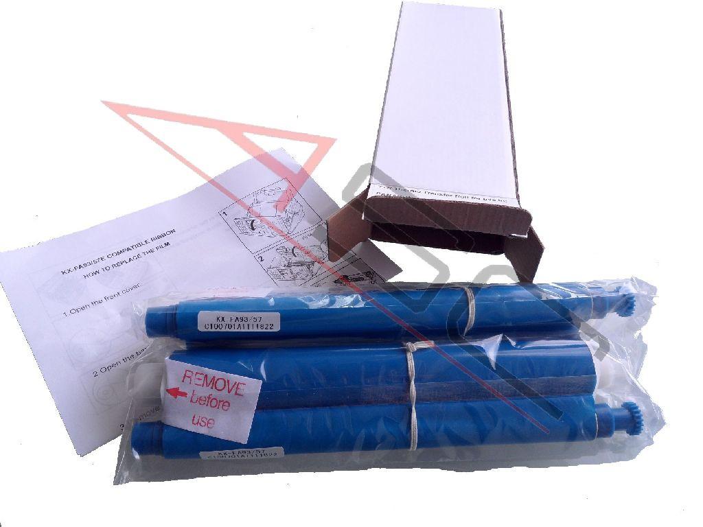 Alternativ-Faxrolle Doppelpack für Panasonic KX-FA 93