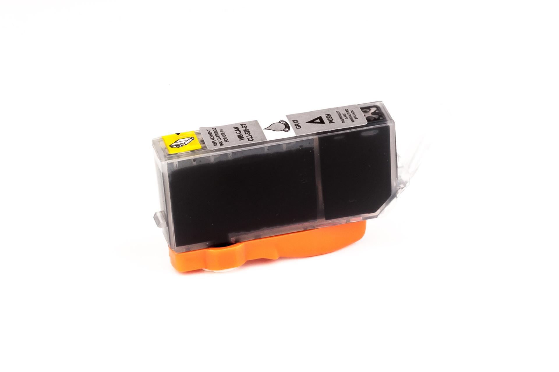Alternativ-Tinte für Canon CLI-526 / 4544B001 grau