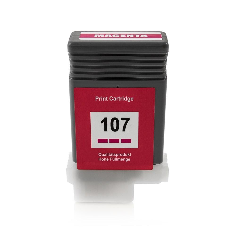 Bild fuer den Artikel IC-CANPFI107mg: Alternativ Tinte CANON PFI 107 M 6707B001 in magenta