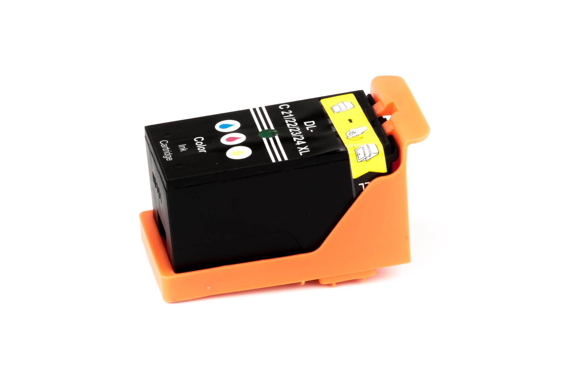 Alternativ-Tinte für Dell M4646 / 592-10091 tri-color