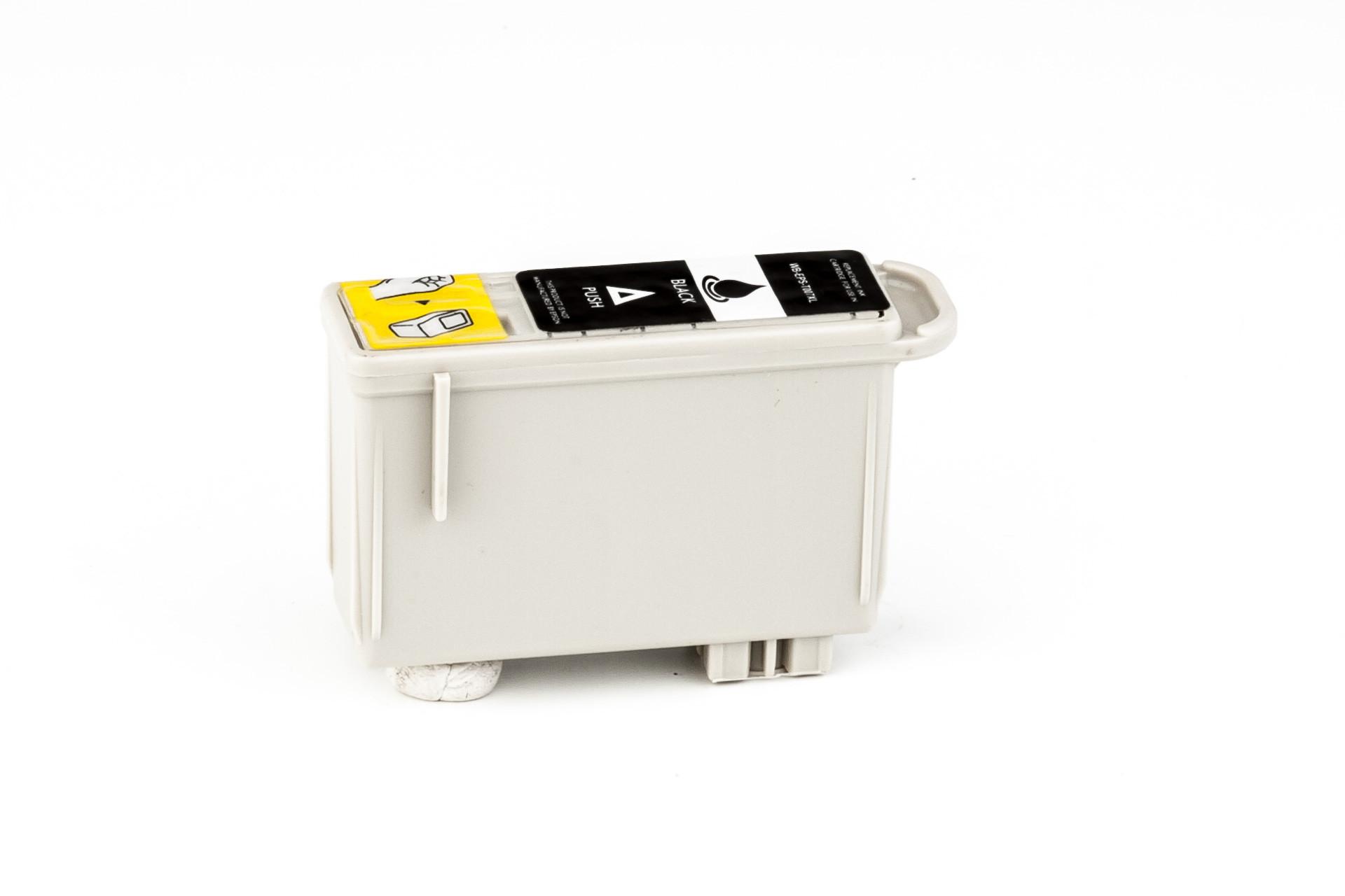 Alternativ-Tinte fuer Epson T007 / C13T00740110 schwarz