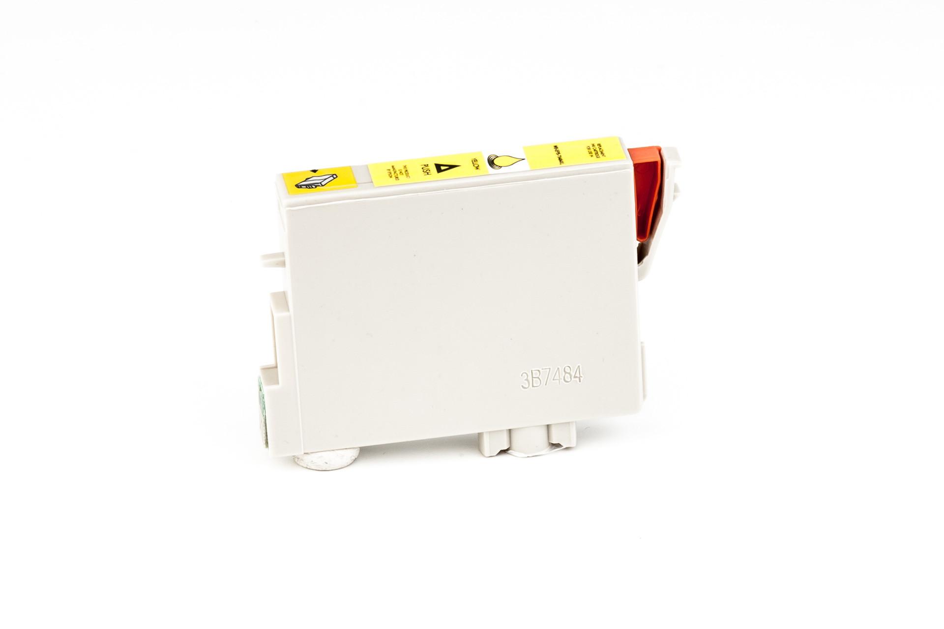 Alternativ-Tinte für Epson T0484 / C13T04844010 XL-Version gelb