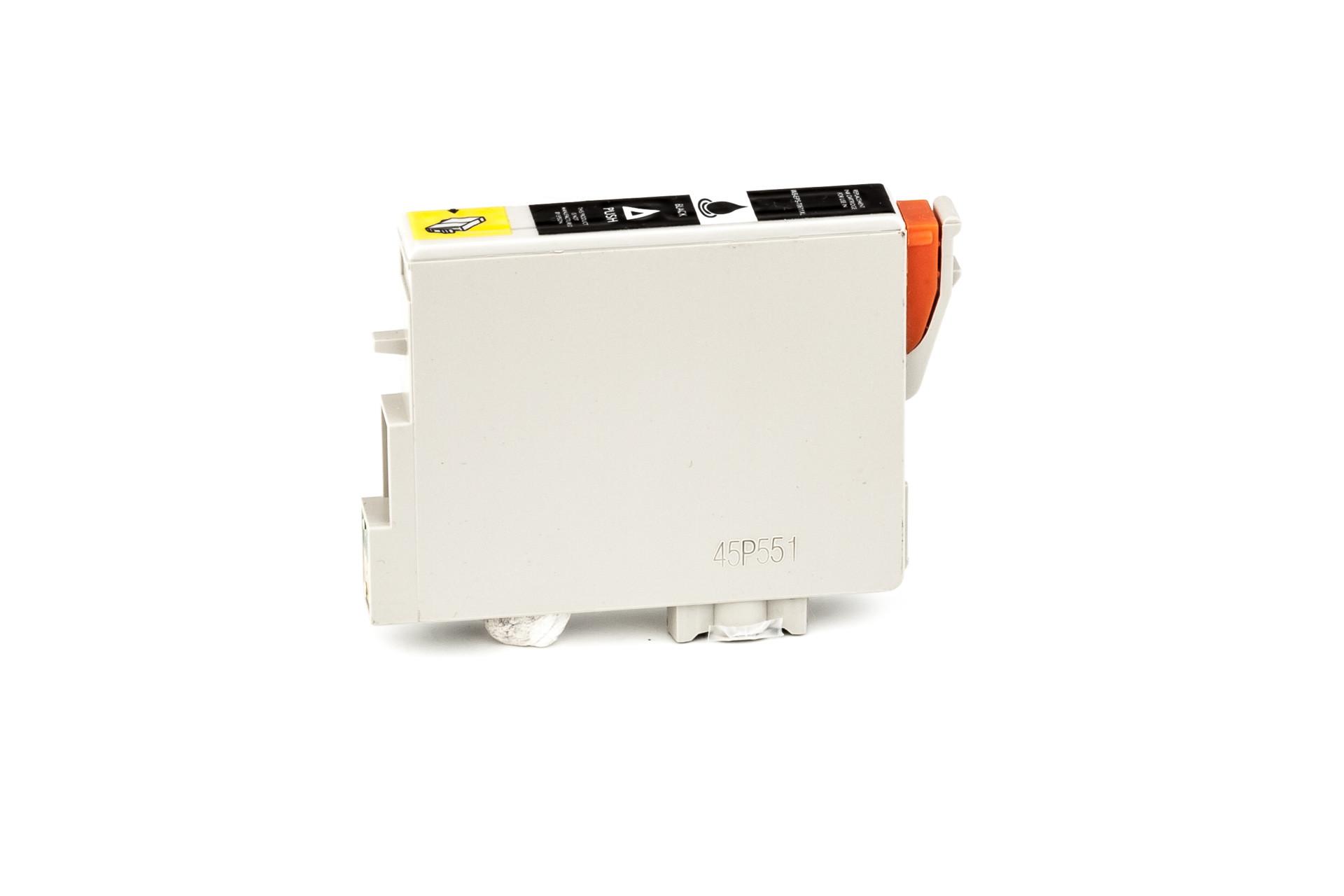 Alternativ-Tinte fuer Epson T0611 / C13T06114010 schwarz