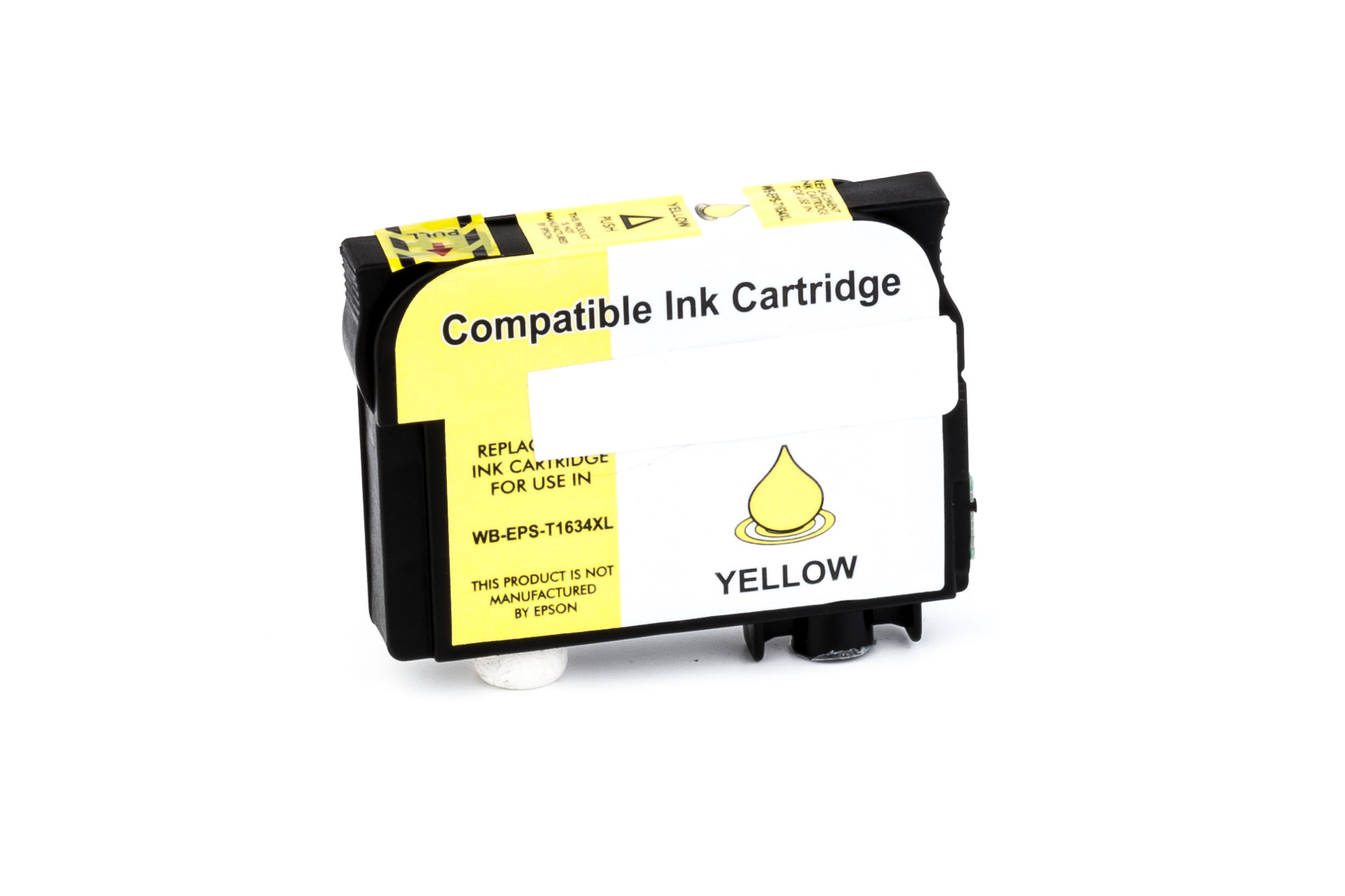 Alternativ-Tinte fuer Epson 16XL / C13T16344010 gelb