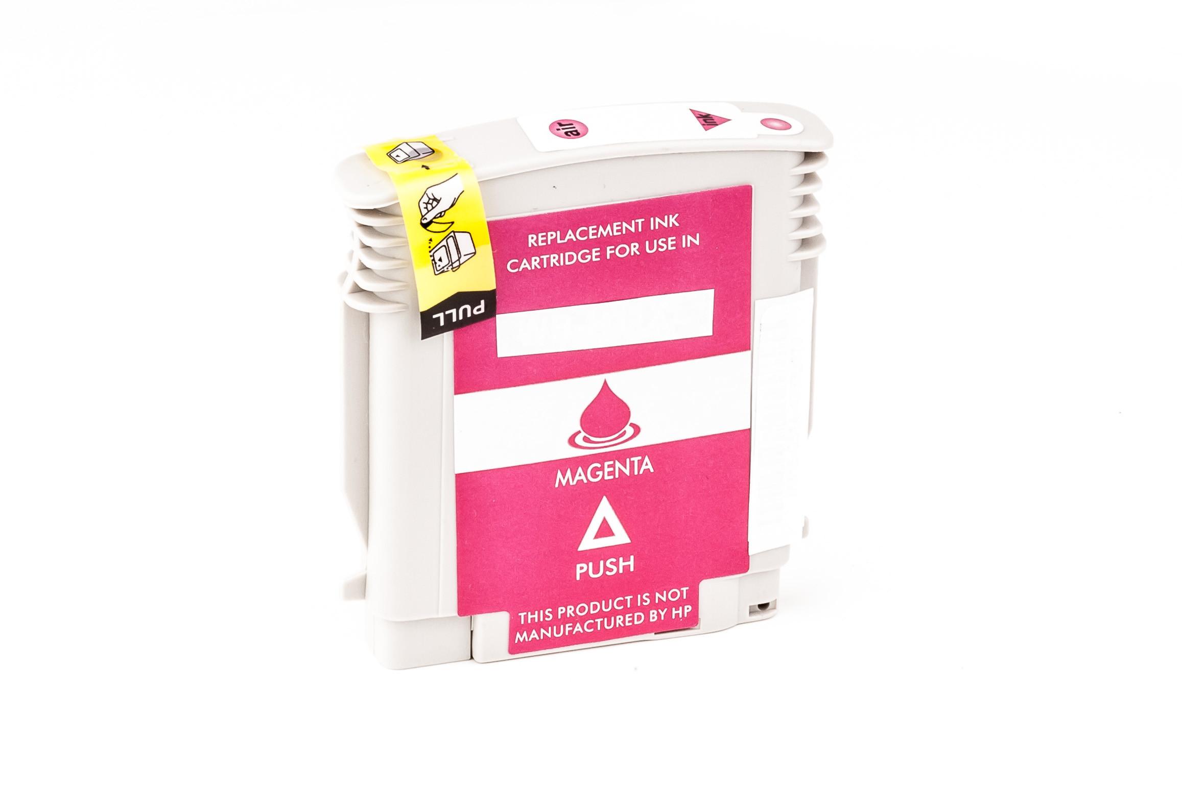 Alternativ-Tinte für HP C4837AE / Nr. 11 magenta