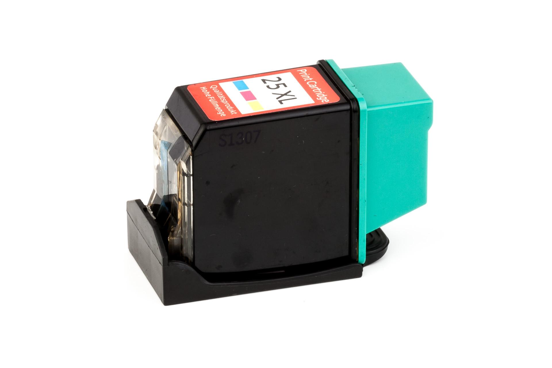Alternativ-Tinte fuer HP Nr. 25 / 51625AE tricolor