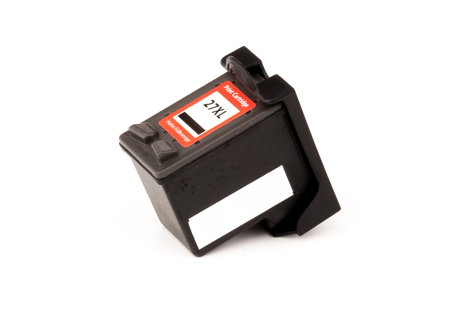 Alternativ-Tinte für HP Nr. 27 / C8727AE XL-Version schwarz