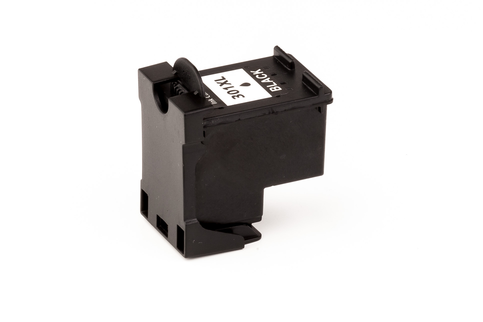 ECO-Tinte / Druckkopf (rebuilt) für HP Nr. 301XL / CH563EE schwarz