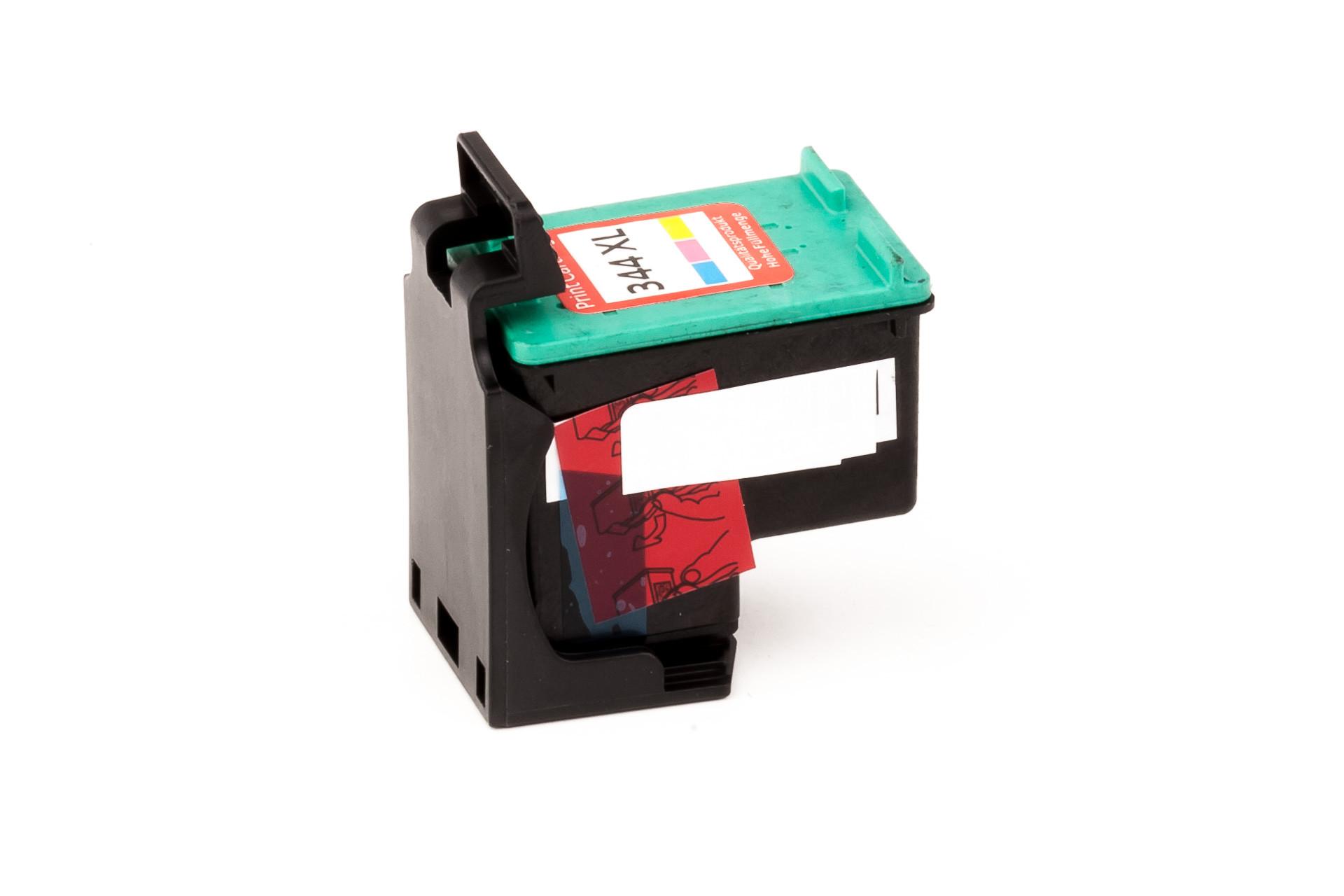 Alternativ-Tinte fuer HP Nr. 344 / C9363EE tri-color (cy,mg,ye)