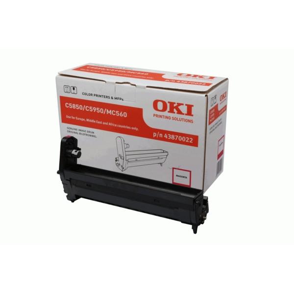 Original Drum Kit OKI 43870022 magenta