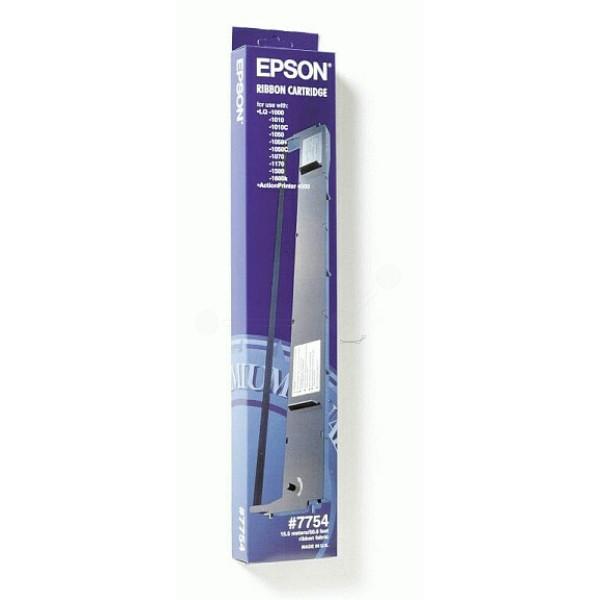 Original Nylonband schwarz Epson C13S015022/7754 schwarz