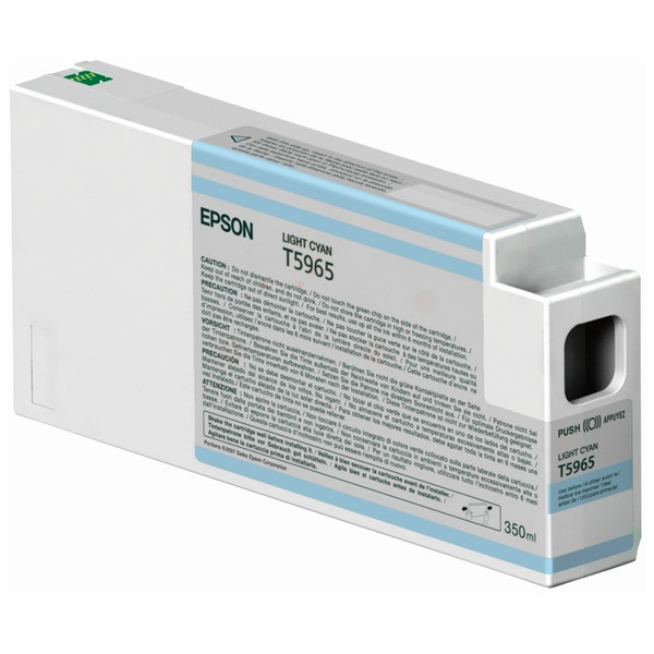 Original Tintenpatrone Epson C13T596500/T5965 photocyan