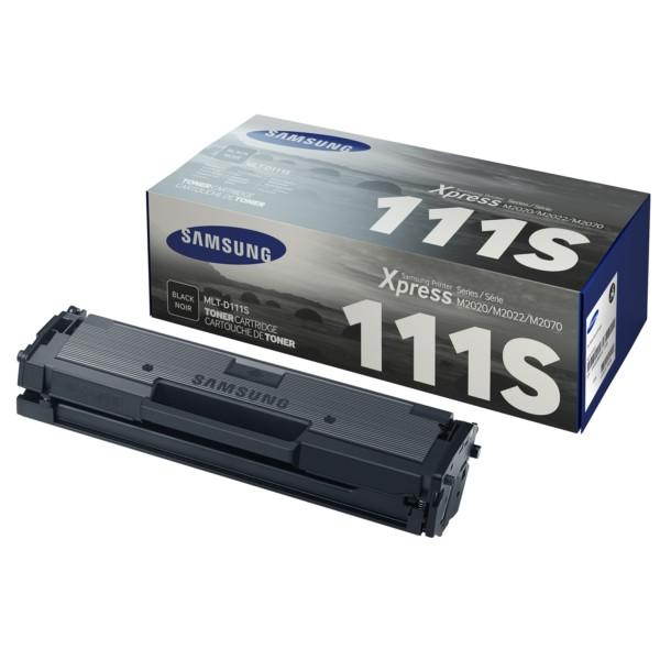 Original Toner schwarz Samsung MLTD111SELS/111S schwarz