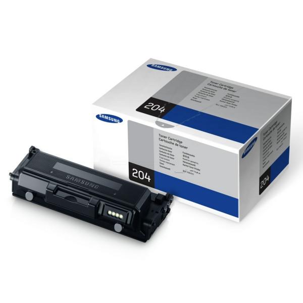 Original Toner schwarz Samsung MLTD204SELS/204 schwarz