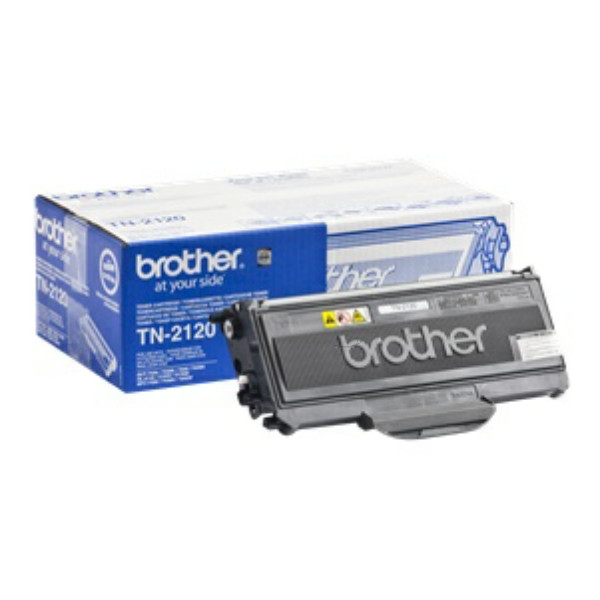 Original Toner schwarz Brother TN2120 schwarz