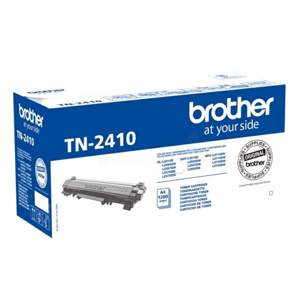 Original Toner Brother TN2410 schwarz