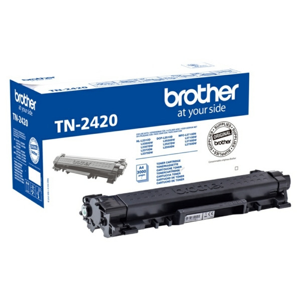 Original Toner Brother TN2420 schwarz