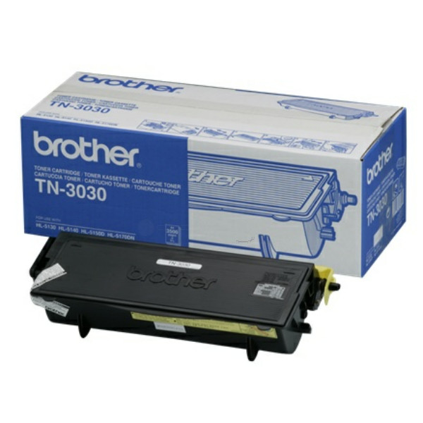 Original Toner schwarz Brother TN3030 schwarz
