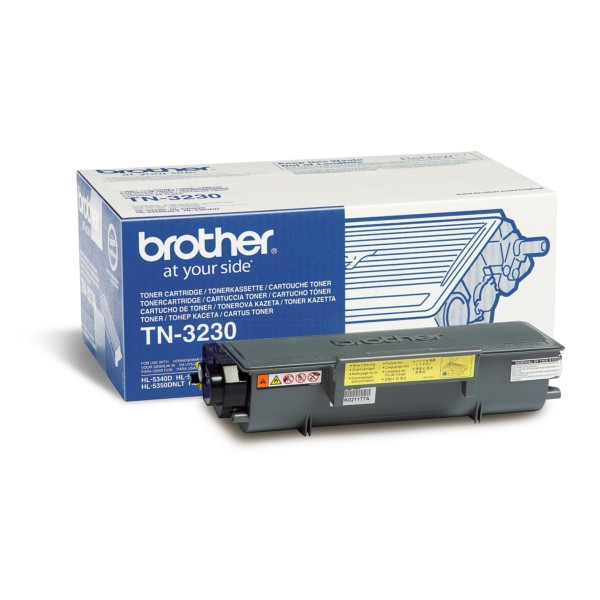 Original Toner schwarz Brother TN3230 schwarz