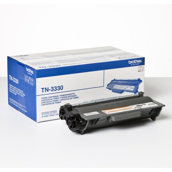 Original Toner schwarz Brother TN3330 schwarz