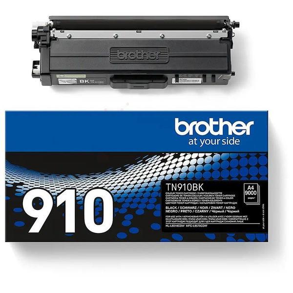 Original Toner schwarz Brother TN910BK schwarz