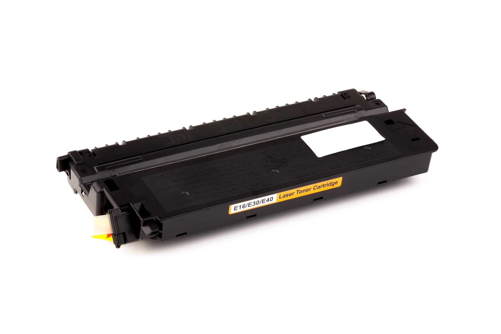 Alternativ-Toner für Canon E30 / 1491A003 schwarz