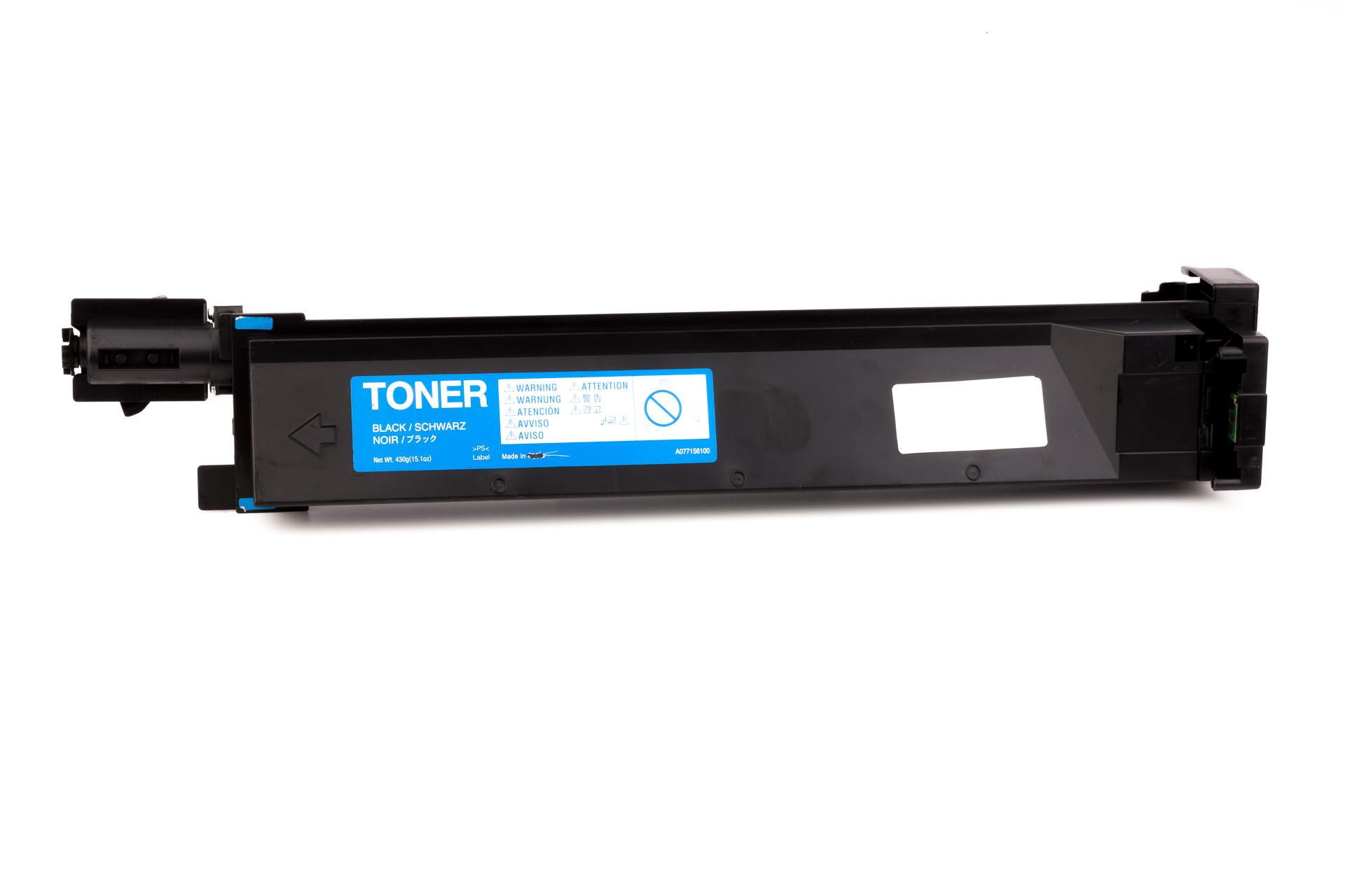 Alternativ-Toner für Konica Minolta TN-210 K / 8938-509 schwarz