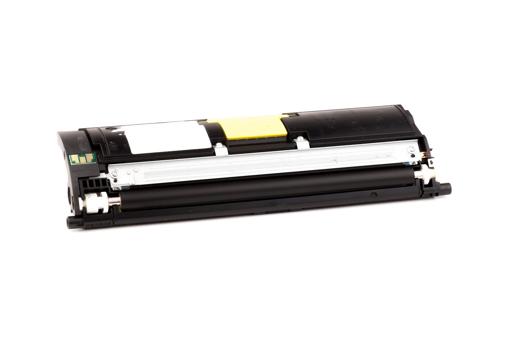 Alternativ-Toner für Konica Minolta 171-0589-005 / A00W132 gelb