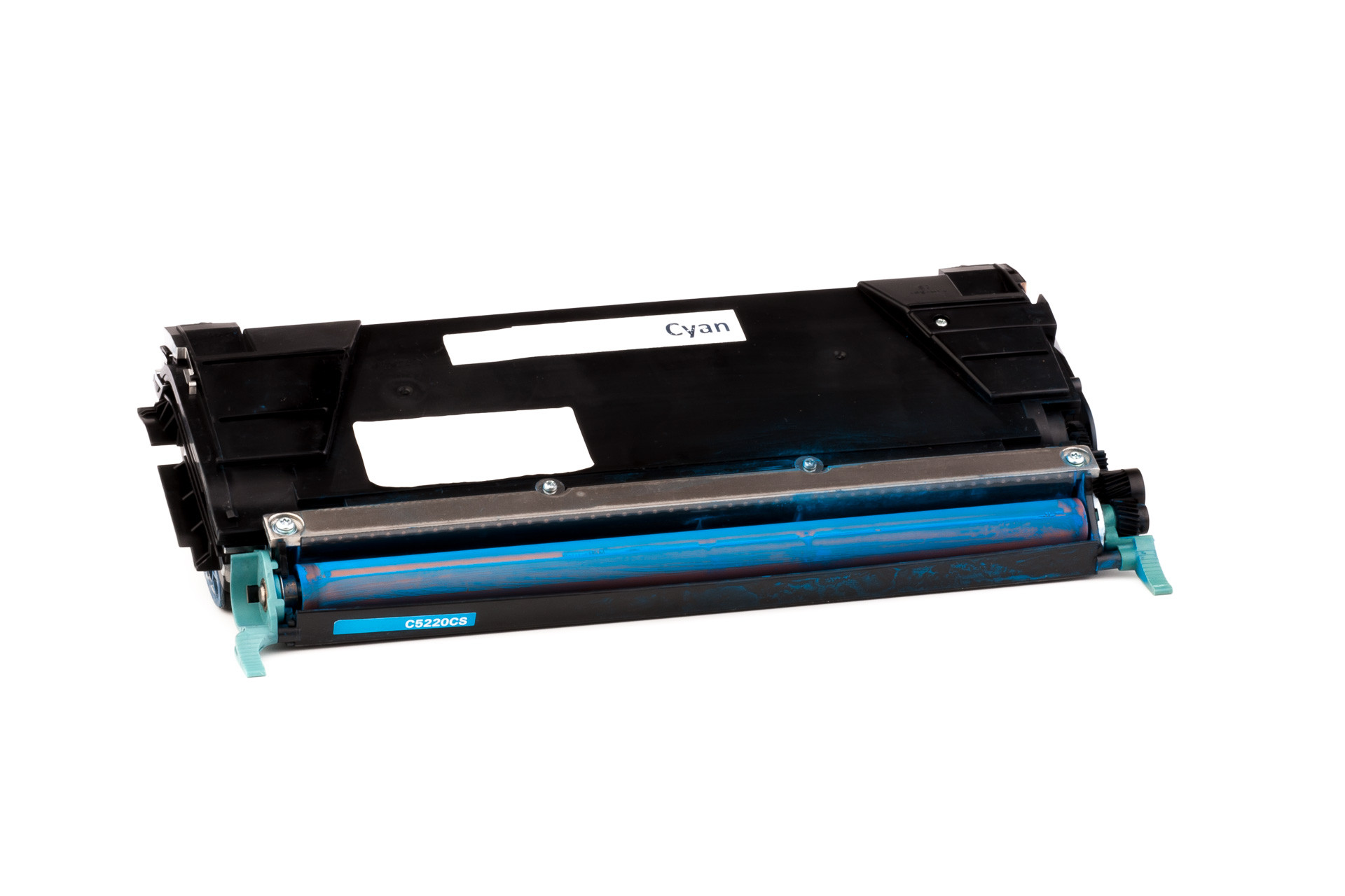 Alternativ-Toner für Lexmark C5222CS / XL-Version cyan