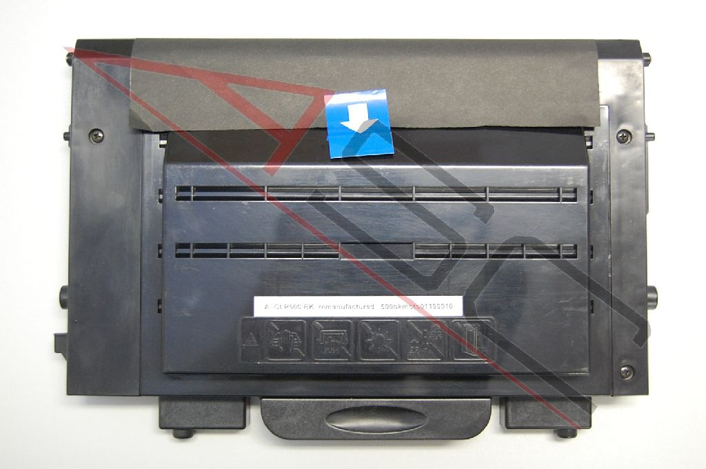 Alternativ-Toner fuer Samsung CLP-500D7K/ELS  schwarz
