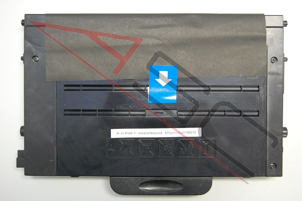 Alternativ-Toner fuer Samsung CLP-500D5Y/ELS gelb