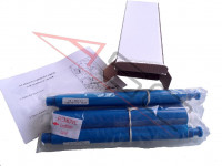 Alternativ-Faxrolle Doppelpack fuer Panasonic KX-FA 93