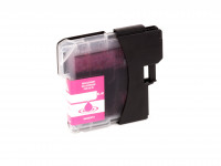 Alternativ-Tinte fuer Brother  LC-980 M /  LC-1100 M  magenta