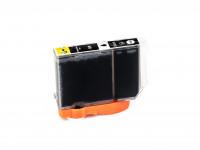 Alternativ-Tinte für Canon BCI-6 BK / 4705A002 schwarz