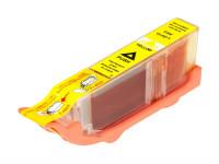 Bild fuer den Artikel IC-CANCLI42ye: Alternativ Tinte CANON CLI 42 Y 6387B001 in gelb