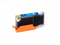Alternativ-Tinte für Canon CLI551CXL / 6444B001 cyan