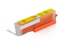 Bild fuer den Artikel IC-CANCLI571Xye: Alternativ Tinte CANON CLI 571 YXL 0334C001 in gelb