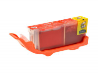 Bild fuer den Artikel IC-CANCLI8rd: Alternativ Tinte CANON CLI 8 R 0626B001 in rot
