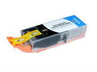 Bild fuer den Artikel IC-CANPGI555Xbk: Alternativ Tinte CANON PGI 555 PGBKXXL 8049B001 XXL Version in schwarz