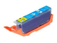 Bild fuer den Artikel IC-CANPGI72cy: Alternativ Tinte CANON PGI 72 C 6404B001 in cyan