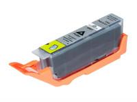Bild fuer den Artikel IC-CANPGI72gr: Alternativ Tinte CANON PGI 72 GY 6409B001 in grau