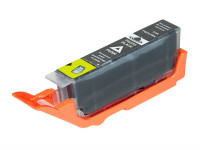 Bild fuer den Artikel IC-CANPGI72pb: Alternativ Tinte CANON PGI 72 PBK 6403B001 in schwarz foto