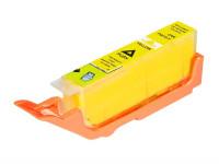 Bild fuer den Artikel IC-CANPGI72ye: Alternativ Tinte CANON PGI 72 Y 6406B001 in gelb