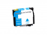 Alternativ-Tinte fuer Epson T1302 / C13T13024010 cyan