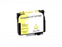 Alternativ-Tinte fuer Epson T1304 / C13T13044010 gelb