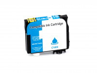 Alternativ-Tinte fuer Epson 16XL / C13T16324010 cyan