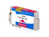 Bild fuer den Artikel IC-EPST3463mg: Alternativ Tinte EPSON 34 T3463 C13T34634010 XL Version in magenta