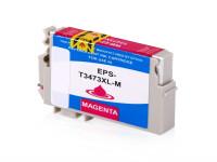 Bild fuer den Artikel IC-EPST3473Xmg: Alternativ Tinte EPSON 34XL T3473 C13T34734010 XL Version in magenta