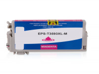 Bild fuer den Artikel IC-EPST3593Xmg: Alternativ Tinte EPSON 35XL T3593 C13T35934010 XL Version in magenta
