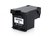 Bild für den Artikel IC-HPE304bk: ECO-Tinte / Druckkopf (rebuilt) für HP 304XL / N9K08AE schwarz